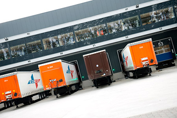 Our Logistic Department