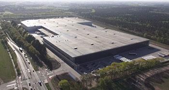 Edco Deurne Warehouse
